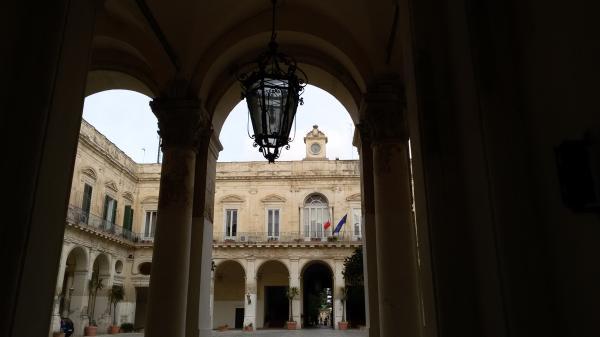 Visita guidata a Lecce: Palazzo dei Celestini