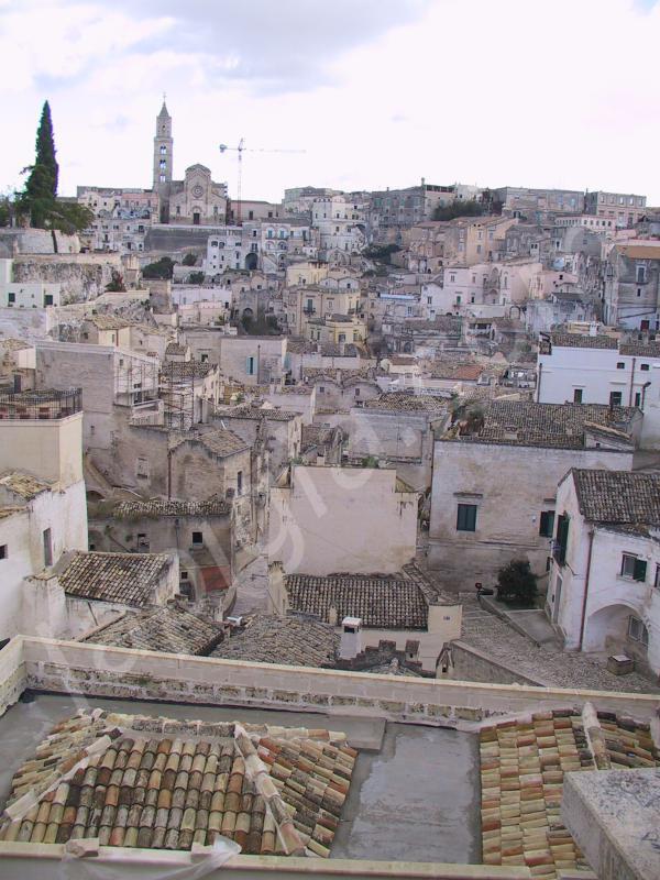 gita di gruppo a Matera