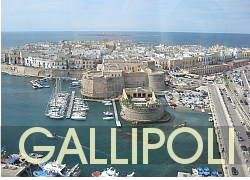 Le foto di Gallipoli